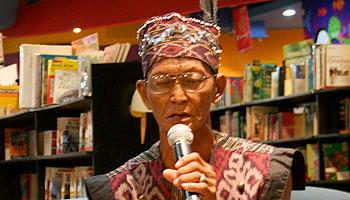 The Timang Lalau by pak Abdullah