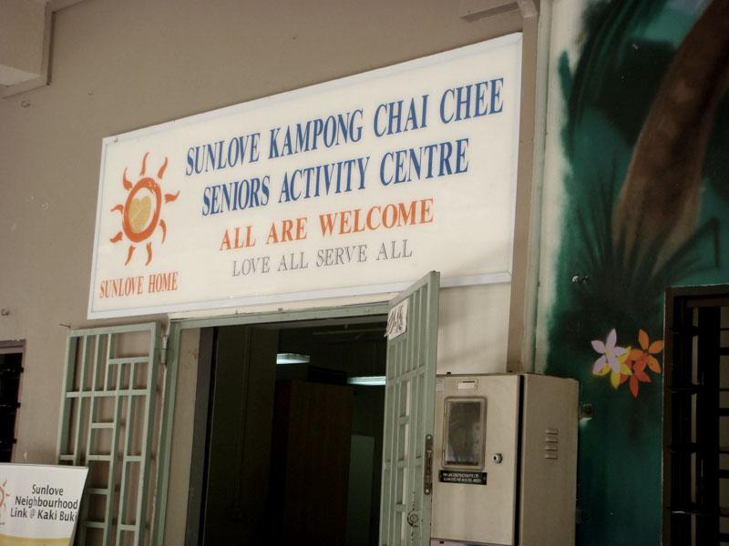 Sunlove Kampong Chai Chee