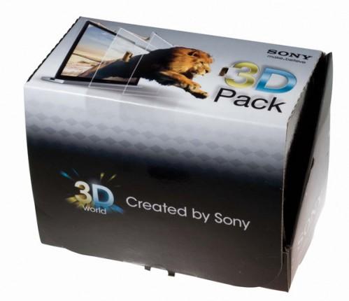 3D Box Packaging