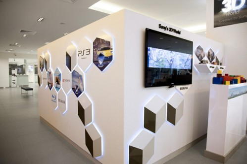 In-store display graphics (Large Unit)