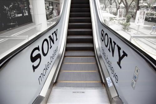 Outdoor escalator at Wisma Atria, Singapore