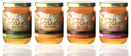 Dorsata Borneo forest honey
