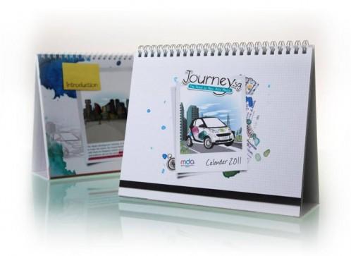 MDA Calendar 2011