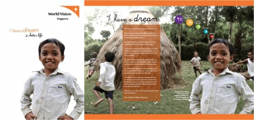World Vision Brochure